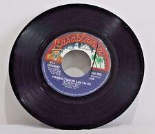 """45 RECORD 7""""- BILL AMESBURY - VIRGINIA"""