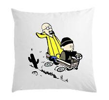 Breaking Bad Walter White Heisenberg Top White Pillow Case Cushion Cover 40 cm