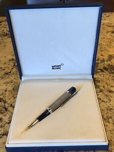 Andy Warhol Campbell Soup Montblanc Great Characters Pen With Box Roller Ball