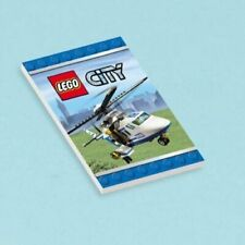 Lego City Notepads 12 Per Pack