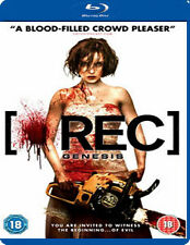 REC - GENESIS - BLU-RAY - REGION B UK