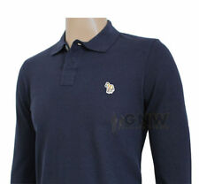 Camisas y polos de hombre de manga larga Paul Smith color principal azul