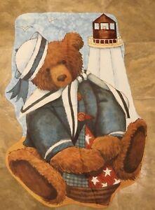 Toland Skyscape Flag Bear Sailor