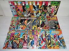 Eagle/Quality Comics SET! Judge Dredd, Strontium Dog, more! 34bks (b#17479)
