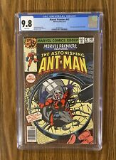 Marvel Premiere #47 CGC 9.8 WP - 1st Scott Lang As Ant-Man, FLAWLESS BEAUTY! 🔑