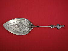 Cat Tails by Whiting Sterling Silver Pie Server Fh All Sterling Bright Cut