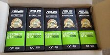 [Box of 5] Asus GTX 1060 OC Expedition 6GB