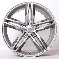 17 Zoll Alufelgen für Audi S3 A3 8V A4 8E A6 4F 4B TT 8J Q3 8U WH11 Daytonagrau