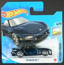 Hot Wheels Super Treasure Hunt '95 Mazda RX-7 HW STH 2021 - mint