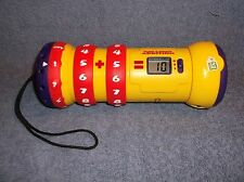 LEAPFROG TWIST & SHOUT ADDITION HAND HELD ELECTRONIC LEARNING TOY 2001 - NICE