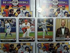 2020 Topps Big League (1-150) COMPLETE YOUR SET - YOU PICK FROM LIST