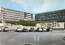 Carte HIRSON Lycée Joliot Curie Une DS et six 2CV CItroën de stationnées