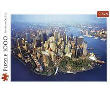 Trefl 1000 Piece Jigsaw Puzzle New York, USA SKYSCRAPERS, SAME DAY DISPATCH