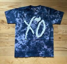 The Weeknd Static Dye T-Shirt (Black)