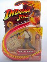 Indiana Jones Kingdom Of The Crystal Skull Toy Action Figure MOC Hasbro 2008