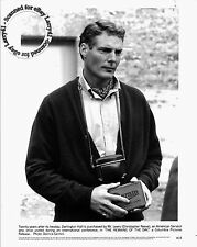 CHRISTOPHER REEVE mint still REMAINS OF THE DAY (1993) made up to be old, but