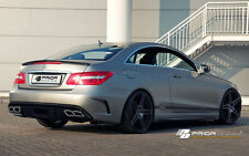 MERCEDES E CLASS COUPE W207 REAR BUMPER WITH DIFFUSER E550 E350 E63 AMG