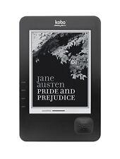 Kobo Glo 2GB, Wi-Fi, 6in - Black e-Reader (k1)