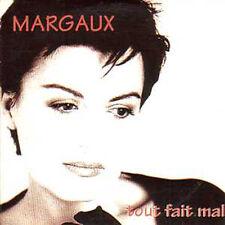 CD single MARGAUX Gerard BERLINER Tout fait mal 2 track CARD SLEEVE