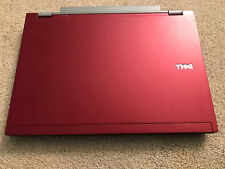 Dell Latitude E6410 Laptop Core i7-620M 2.67ghz/4GB/DVDRW/NO HD Wifi nVidia RED