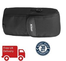 Nikon Ballistic Nylon CL-M2 Lens Case (Black),London