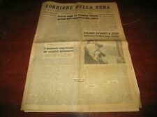 CORRIERE DELLA SERA 19/7/1963 - I Delegati Di Mao Ancora A Mosca. Golfo Taranto.