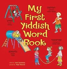 My First Yiddish Word Book by Joni Sussman (2014, Paperback)