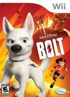 Bolt - Nintendo  Wii Game