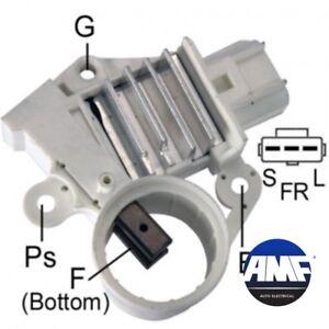 New Alternator Regulator for FORD RANGER 2002 FORTALEZA 6G - F603