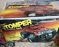 Schaper Stomper Monster 4x4 Crimson Crusher Truck Bully Bigfoot with Box