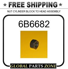 6B6682 - NUT CYLINDER BLOCK TO HEAD ASSEMBLY 1B4207 for Caterpillar (CAT)