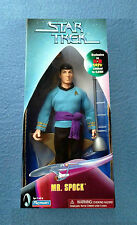 9 INCH SPOCK CLASSIC STAR TREK AMOK TIME PLAYMATES EXCLUSIVE FIGURE