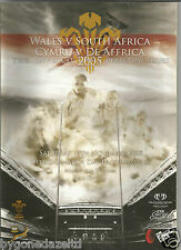 Wales v South Africa The Invesco 2005 Perpectual series Rugby Programme