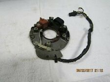 1988 EVINRUDE 15 HP COIL AND SENSOR PLATE ASSEMBLY USED