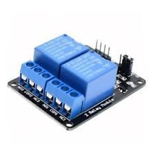 Dual 5V Relay Module For Arduino, Raspberry Pi, Guitar Pedals