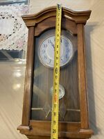 Vintage Linden Westminister Pendulum Wall Clock