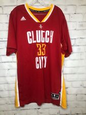 New NBA SOUL SWINGMAN Adidas 3XL Clutch City Red Rockets Jersey Houston