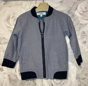 Boys Age 18-24 Months - Ted Baker Bomber Jacket