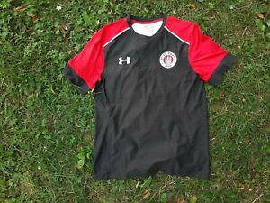 St Pauli Football Shirts Training Jersey 2017/2018 Soccer Germany Under Armour