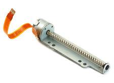 Linear Laser Drive Stepper Motor / Linearantrieb Spindelmotor Schrittmotor 75mm