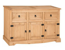 Corona COR100 3-Door 3-Drawer Sideboard