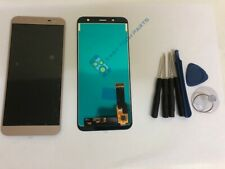 Gold Samsung Galaxy J6 2018 SM-J600F Screen LCD Assembly Digitizer Replacement