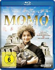 MOMO (Radost Bokel, Mario Adorf, Armin Mueller-Stahl) Blu-ray Disc NEU+OVP