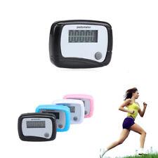 Long-life  Useful  Fitness Running Walking Digital Step Counter LCD Pedometer
