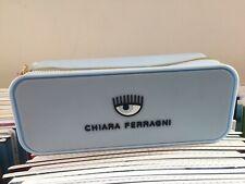 Astuccio in silicone Chiara Ferragni X Pigna - Azzurro