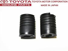 TOYOTA GENUINE 93-02 JZA80 SUPRA MK4 Bonnet Hood Rubber Cushion Set