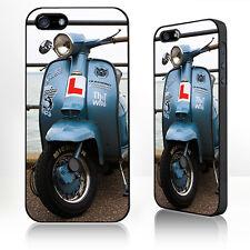 Vespa Retro Moped phone case fits iPhone plastic case