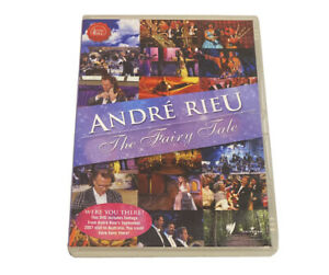 Andre Rieu - The Fairy Tale - Brand New & Sealed - Region 4 - DVD