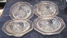 Cuenco Cesto De Asa Cristal Cristal De Plomo Esmerilado Sternenschliff Other