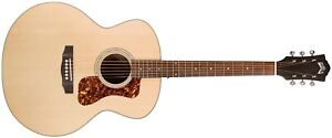 Guild F-240E Westerly Archback Jumbo Natural